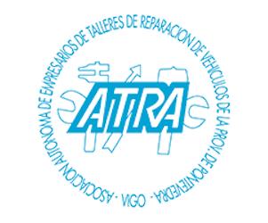 logo ATRA Asociación de talleres de Pontevedra