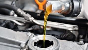 Cambio de aceite y filtro en Vigo