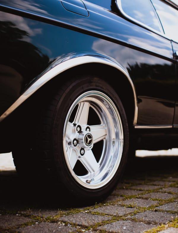 cambiar neumáticos